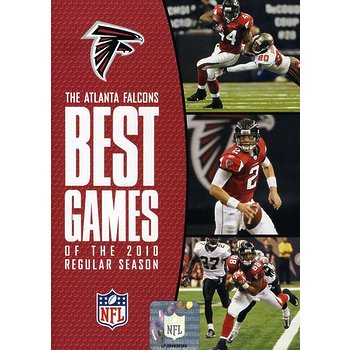 Product Image: NFL Atlanta Falcons Best Games of 2010 Season [DVD]